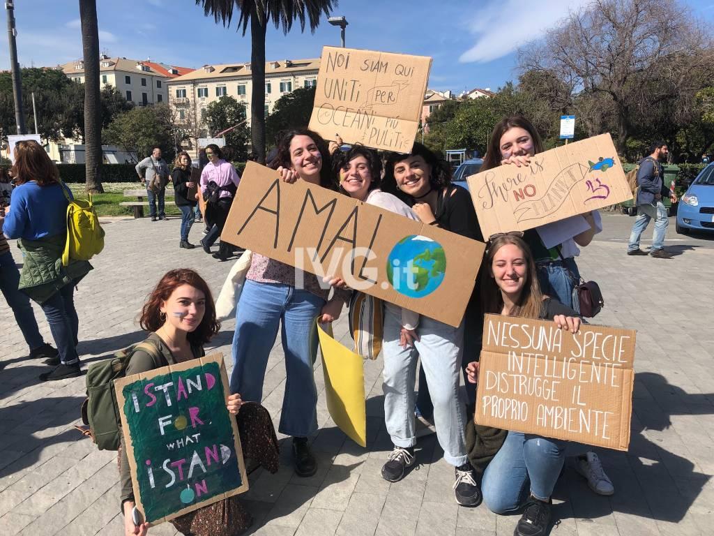 Fridays for Future marcia per il clima