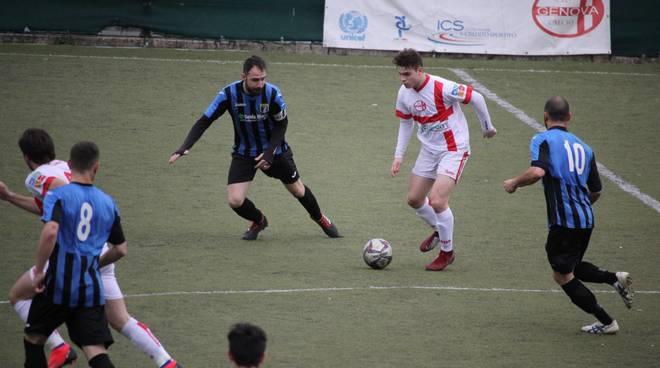 Genova Calcio 1 Imperia 0