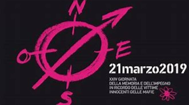 Giornata vittime mafia 21 marzo logo