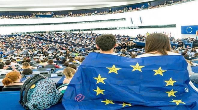 Giovani al Parlamento Europeo