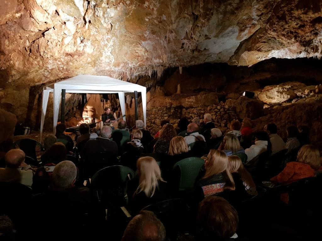 """Grotte di Borgio, la rassegna """"In punta di suono"""""""