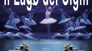 """""""Il lago dei cigni"""" Compagnia Nazionale Raffaele Paganini"""