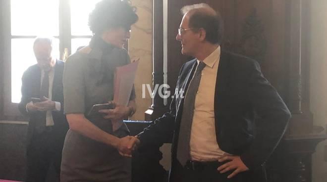 Ilaria Caprioglio Paolo Emilio Signorini