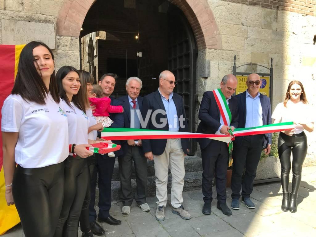 Inaugurazione Iat Albenga