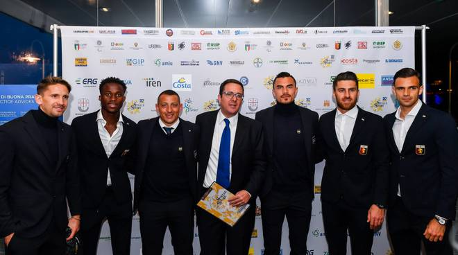 La Charity Dinner di Stelle nello Sport