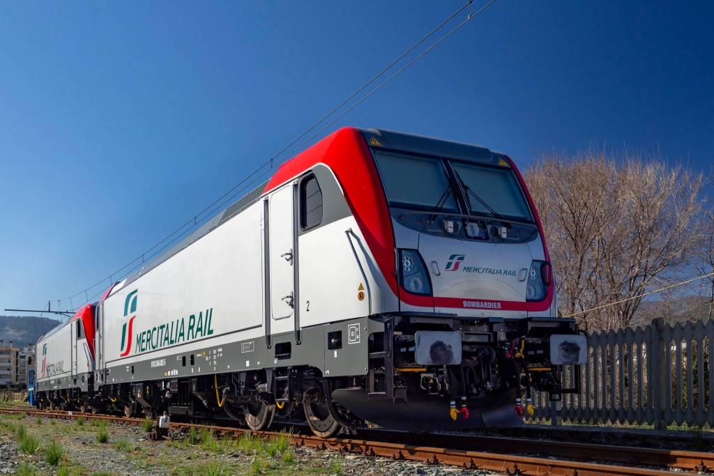 Le nuove TRAXX E494