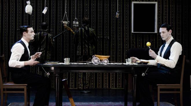 """Lebensraum"" spettacolo Teatro della Tosse"