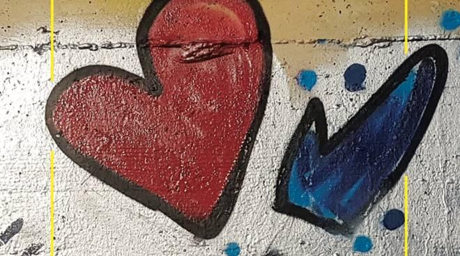 """""""Il cuore sul muro"""" romanzo Marco Vallarino"""