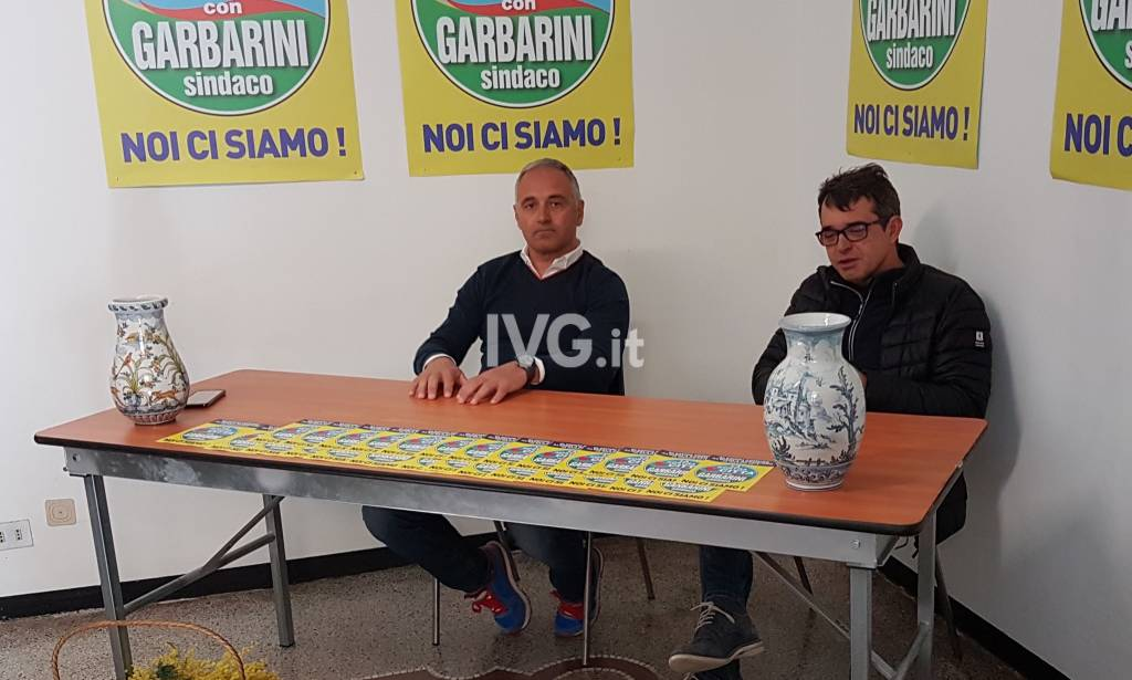 Maurizio Garbarini Franco Orsi