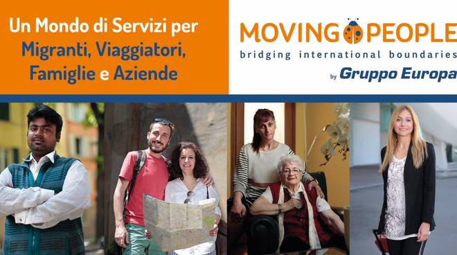 """Moving People by Gruppo Europa"" apre una nuova sede a Imperia"
