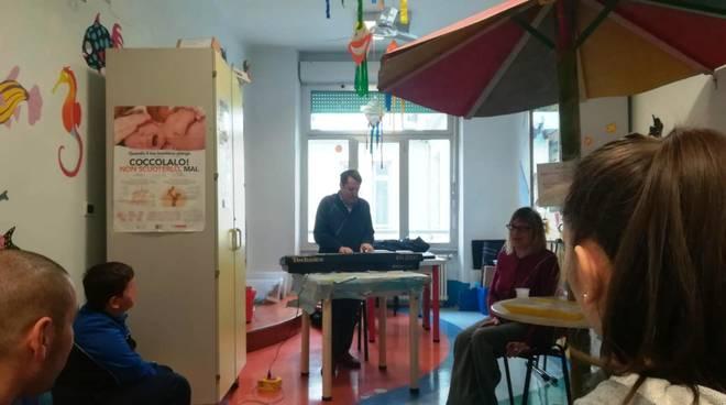 Musica e teatro Pediatria Savona