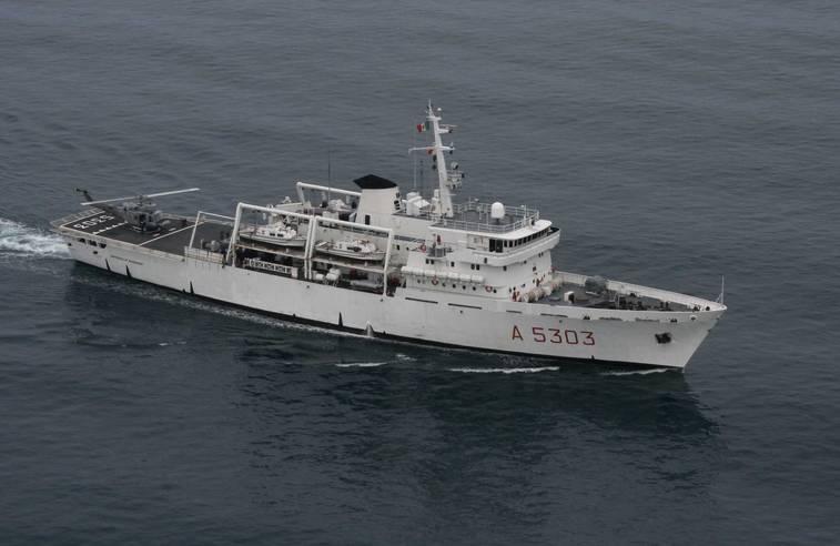 nave magnaghi