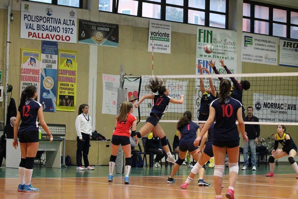 Normac AVB – Paladonbosco Genova