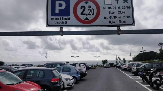 parcheggi piazzale de gasperi