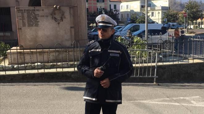 Pignone polizia locale Carcare