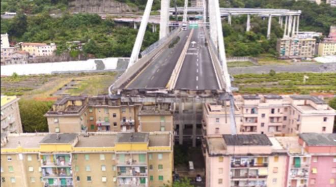 ponte genova documentario National Geographic