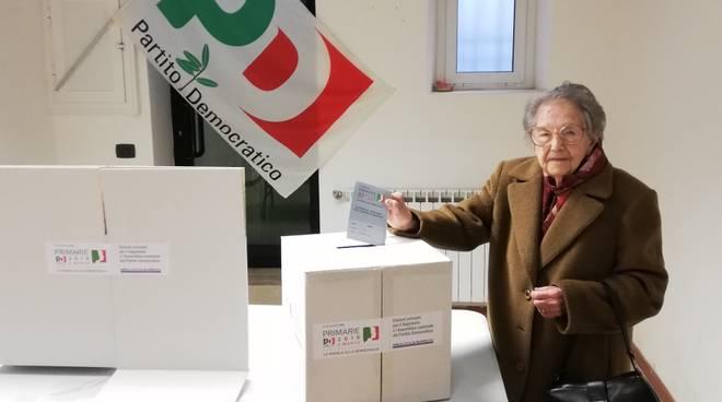 Primarie Pd 2019 Pizzorno