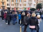 protesta precari scuola