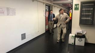 Savona, Andrea Nucera in tribunale per l'interrogatorio di garanzia