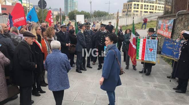 Savona celebra il 75^ anniversario dello sciopero dei lavoratori