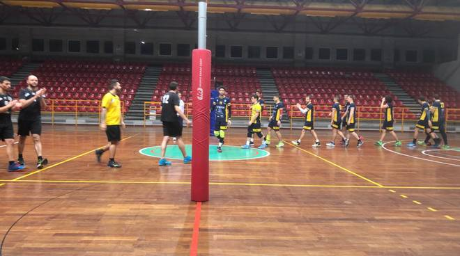 Serrafrutta Alassio Volley – Subaru Olympia Volley