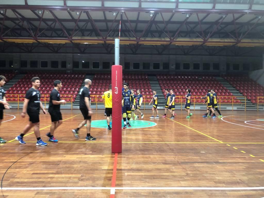 Serrafrutta Alassio Volley – Subaru Olympia Volley