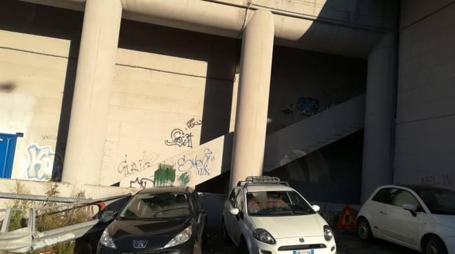 sgombero polizia locale via ungaretti via loano