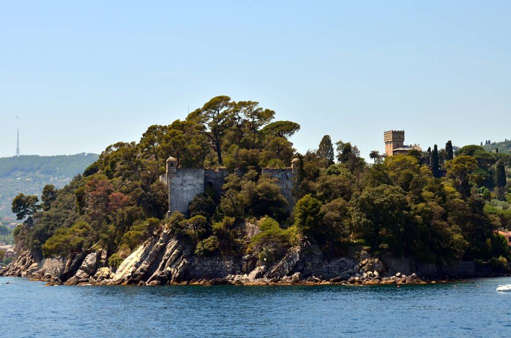 Torre di Punta Pagana rapallo