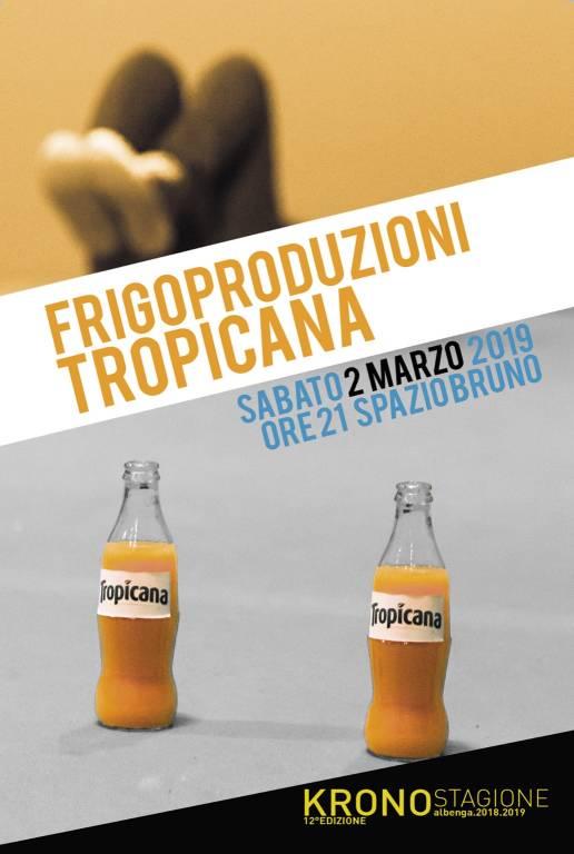 """Tropicana"" spettacolo Frigopruduzioni Albenga"