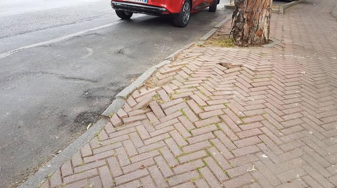 Loano Lavori Via Gazzi