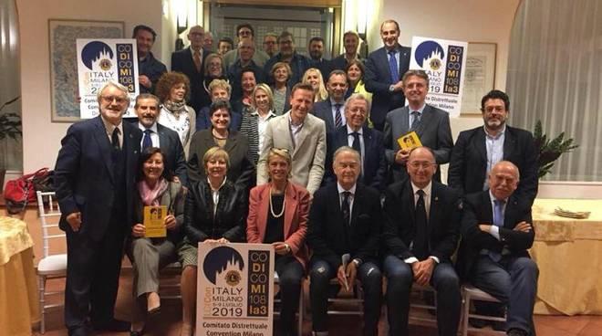 Lions Club Albenga Host Fiori