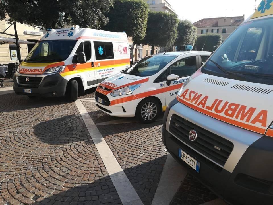 Ambulanze Pietra soccorso