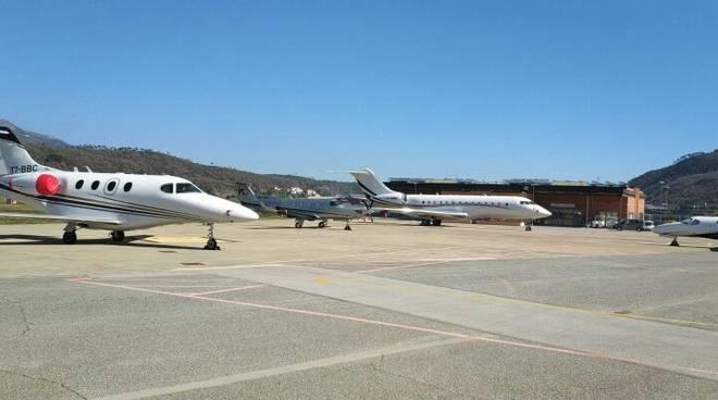 Villanova aeroporto panero ultraleggero