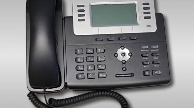 VoIP telefono