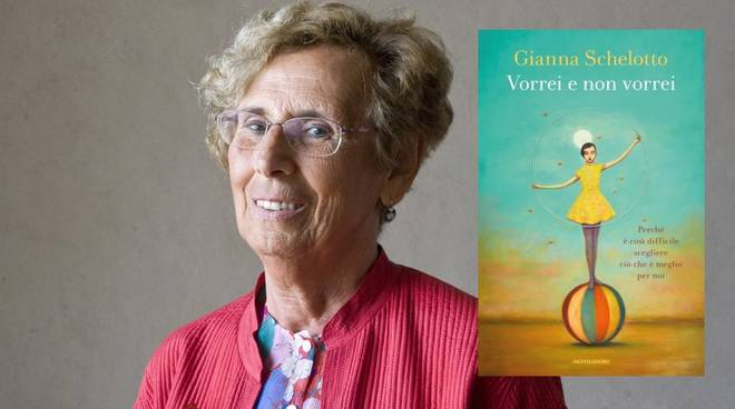 """""""Vorrei e non vorrei"""" libro Gianna Schelotto"""