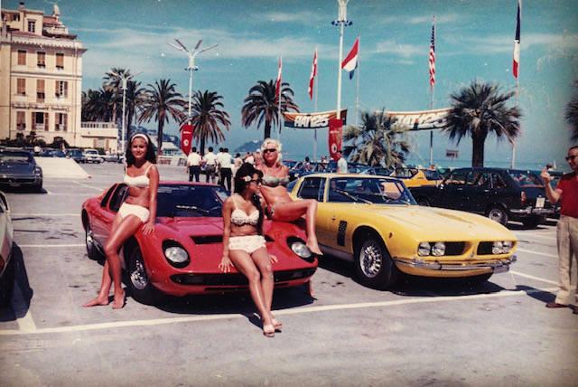 Alassio Classic - Lamborghini Miura anni 70