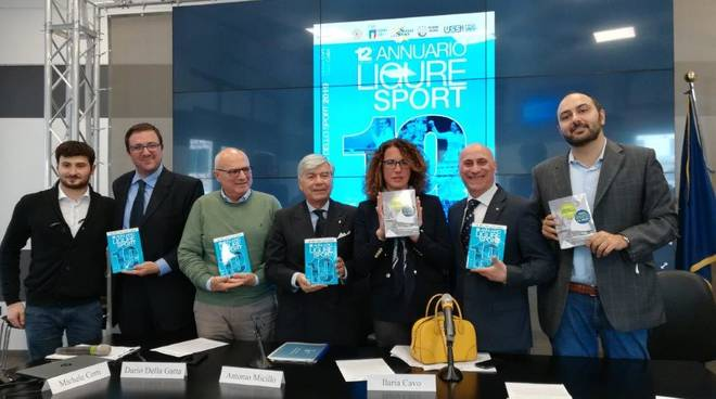 Annuario Ligure dello Sport