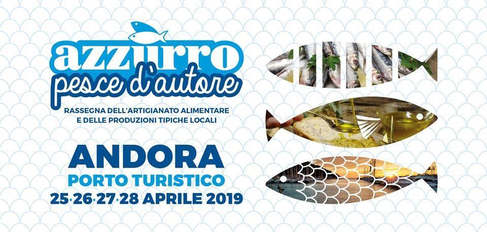 Azzurro Pesce d'Autore Andora
