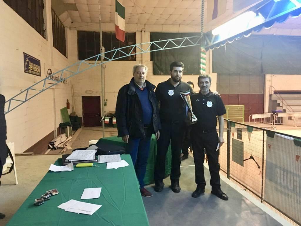 Boccette ad Albenga: le premiazioni
