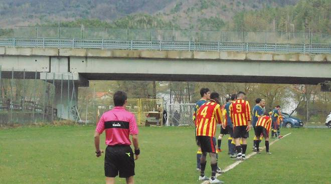 Calcio, Seconda Categoria: Calizzano vs Millesimo