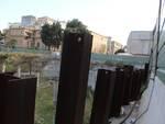 Cantiere passerella san martino park