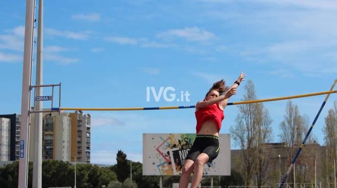 Atletica Run Finale - Margherita Accame vola sempre più in alto