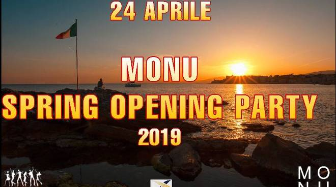 Monu Spring Opening Party 2019 by Friends Eventi