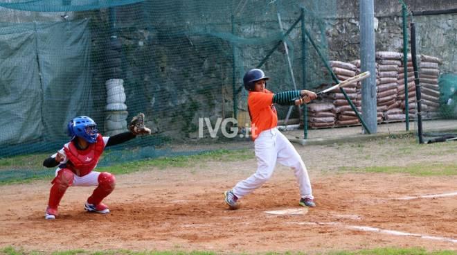Finale Ligure: inizia la stagione del baseball