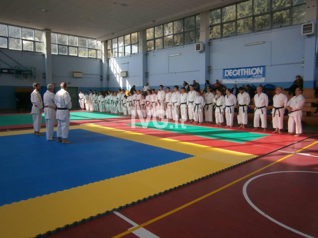 Karate Day: grandi Maestri a Laigueglia