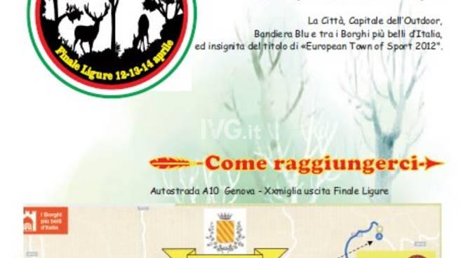 Arcieri del Finale: Campionato Italiano di Bowhunter a Le Manie