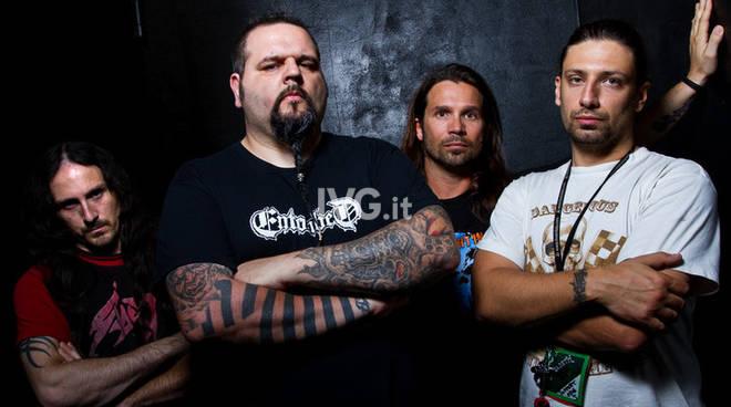 Sadist: il tour promozionale della band genovese passa anche da Savona