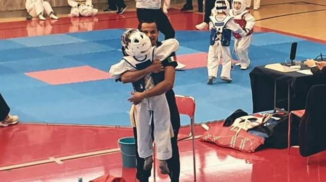 il taekwondo olympic center festeggia i suoi nuovi campioni interregionali