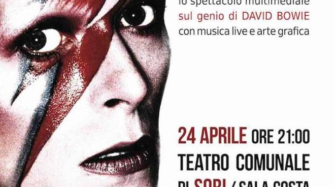 CHANGES-BOWIE Spettacolo musicale multimediale