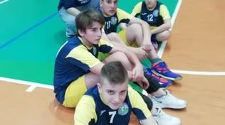 Volley Team Finale - Under 13 Maschile 3x3 Campione Territoriale